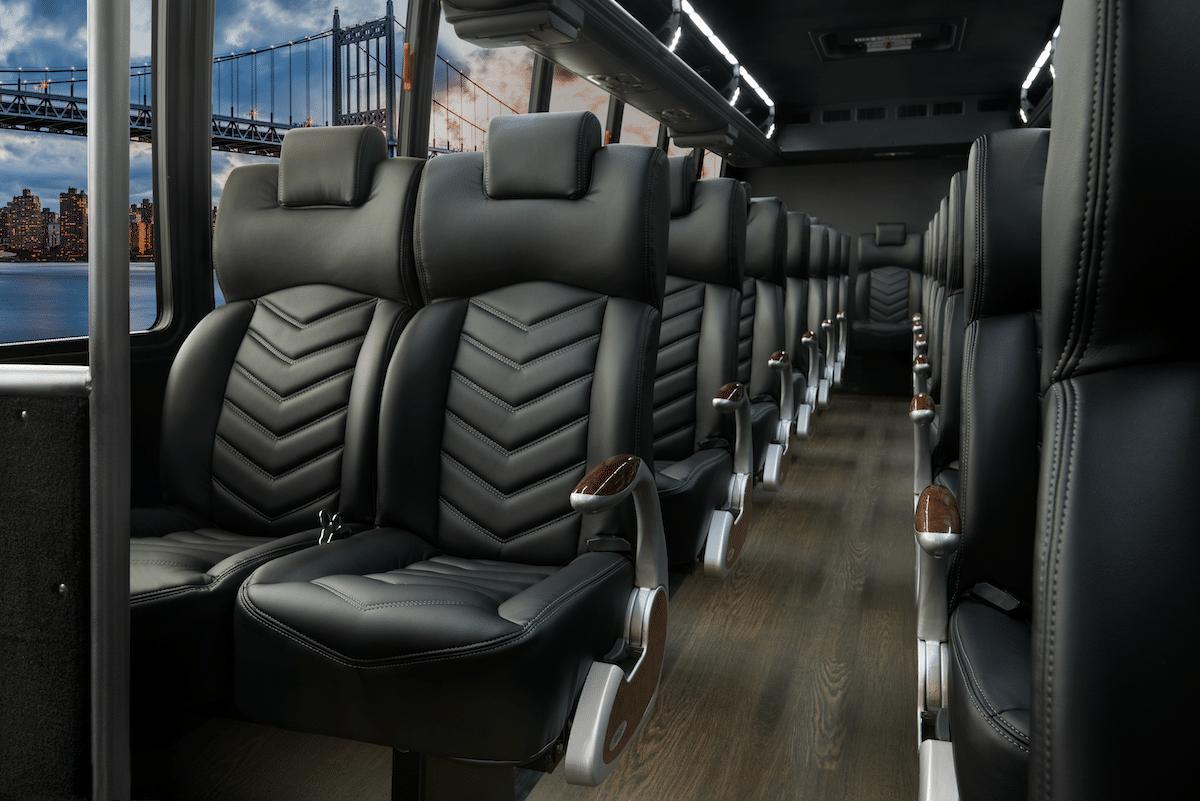 Mini Bus Charter Rental Service Transportation Charter