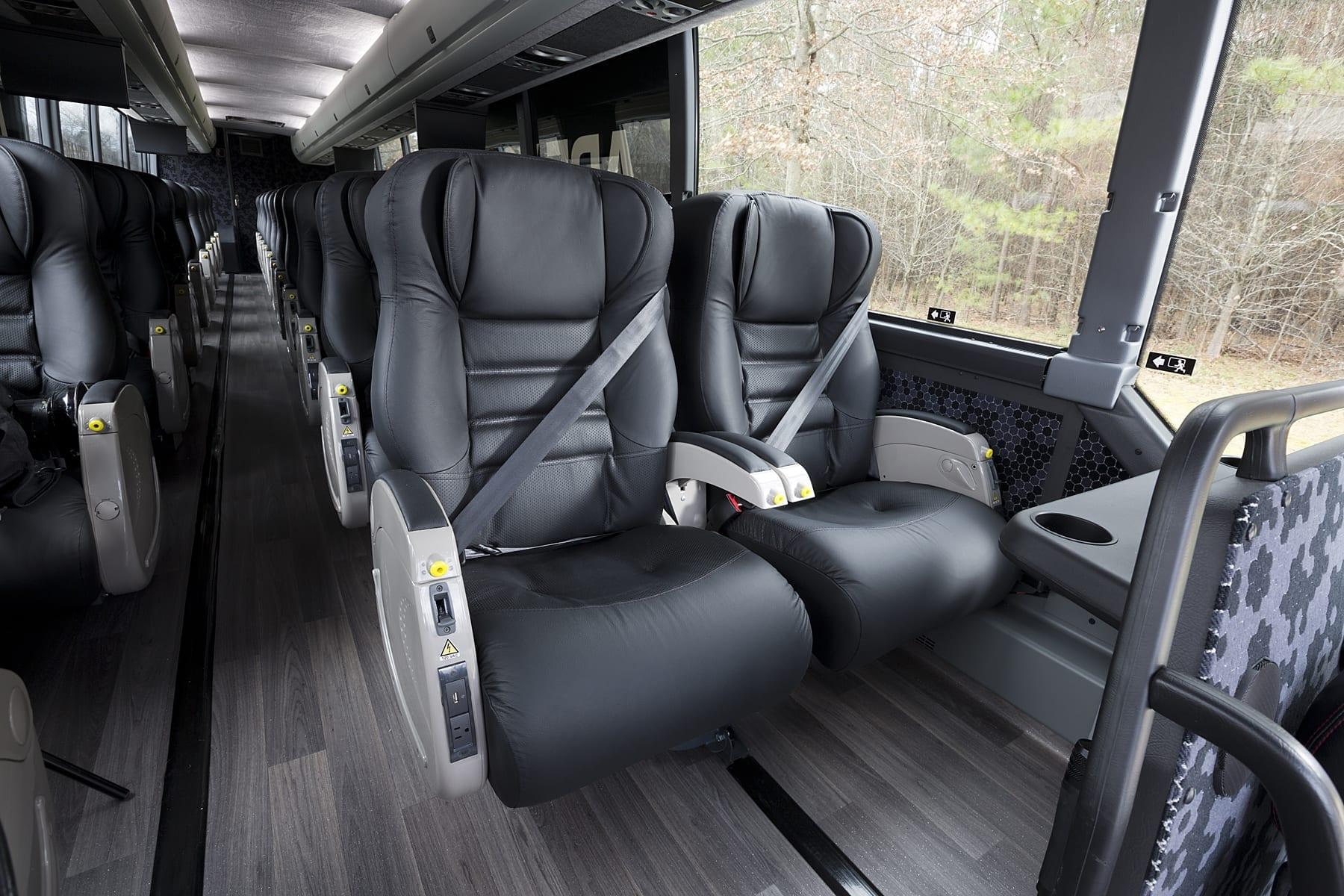 plush, comfortable 2+1 seating